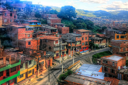 Szeke's Photo Blog: Medellin from the Metro Cable | Digital Humanities and Linked Data | Scoop.it