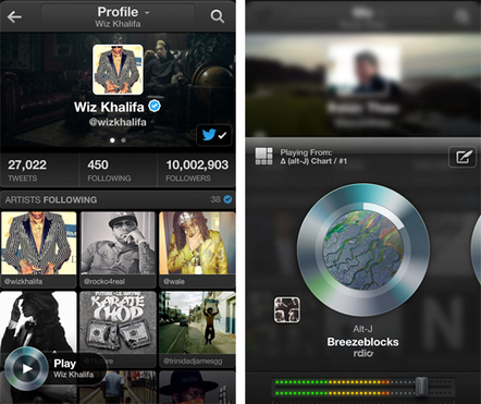Twitter Launches Twitter Music App for iOS and Web - Complete Details ~ All Updates Here | Technology News 247 | Scoop.it
