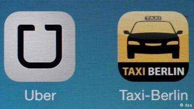 Smartphone app 'Uber' ordered to halt transportation services in Germany | News | DW.DE | 02.09.2014 | Peer2Politics | Scoop.it