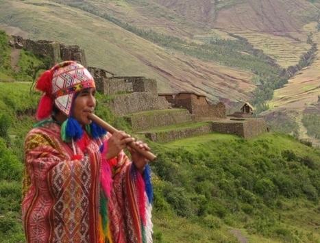 De grands auteurs sud-américains traduits dans la langue des Incas   Livres Hebdo   Kiosque du monde : Amériques   Scoop.it