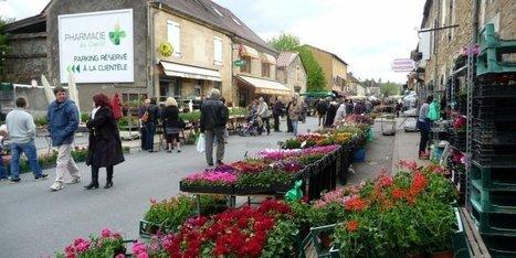 La 24e Foire aux fleurs | Agriculture en Dordogne | Scoop.it