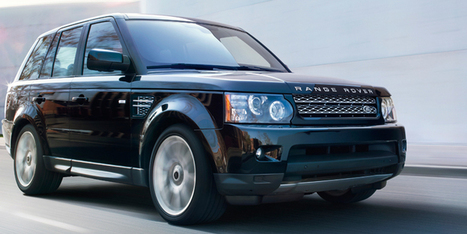 Range Rover's New Sport Car To Be Priced From $102,800 | Latest Products Info | Automobile & Cars Reviews | Scoop.it
