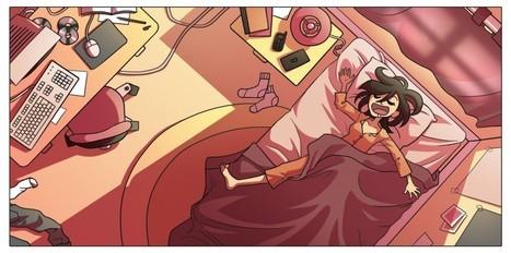 Interview : Dreamy, une illustratrice adorable | Critiques de mangas | Scoop.it
