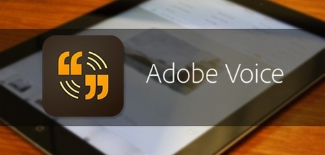 Adobe Voice Projects | English In Life | Scoop.it