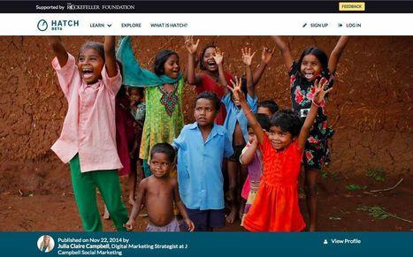 HatchforGood.org helps nonprofits tell their stories | Social Media & sociaal-cultureel werk | Scoop.it