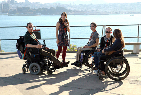 Travel for All: Lonely Planet forges partnership with accessible tourism network | Lonely Planet blog | WE SPEAK ENGLISH | Scoop.it