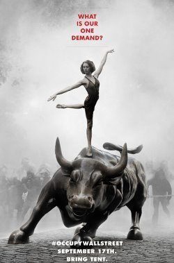 #OccupyWallStreet: There's Something Happening Here, Mr. Jones | techPresident | #ows | Scoop.it