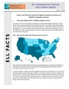 States and Districts with the Highest Number and Share of English Language Learners | English Learners, ESOL Teachers | Scoop.it