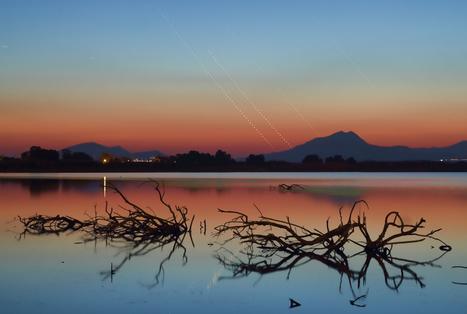 4 planètes au coucher du Soleil - L'image d'astronomie du jour - APOD | Astronomie | Scoop.it