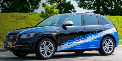 Delphi and Mobileye team up to create self-driving system | Nerd Vittles Daily Dump | Scoop.it
