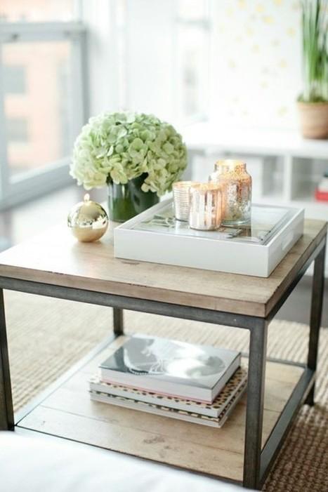 Bàn nước hoàn hảo với các khay đựng cực đẹp | Sản phẩm nội thất - Interior product | Scoop.it