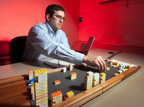 GM Uses LEGOs for Visual Management Tool | Alex t Business Innovation | Scoop.it