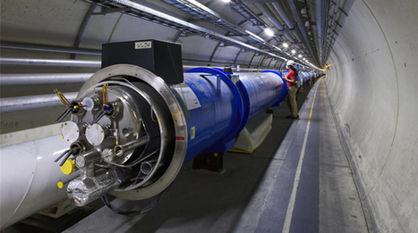China is set to build a particle collider twice the circumference of the LHC   Science!   Geek.com   leapmind   Scoop.it