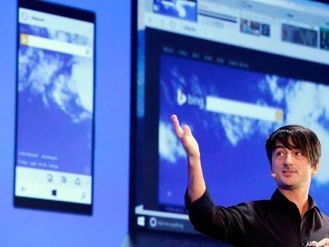 """Adiós internet explorer: Fue presentado el nuevo """"Microsoft Edge"""". Aqui los detalles   Information Technology & Social Media News   Scoop.it"""