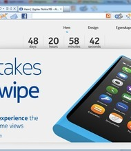 Nokia publishes countdown page for N9 smartphone - VR-Zone | Finland | Scoop.it