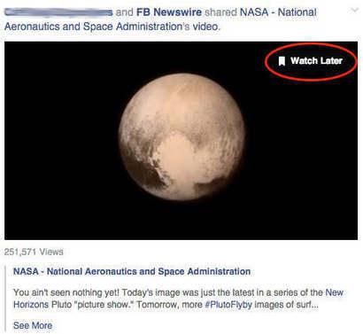 Facebook testa il pulsante guarda più tardi | Webnews - Webnews | Scoop Social Network | Scoop.it