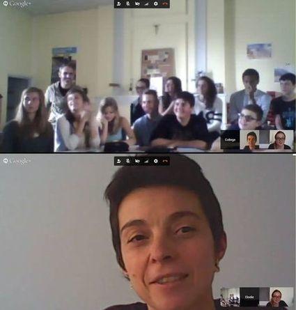 Organiser un Hangout entre chercheurs et jeunes, ou le saut d'obstacles | European science communication | Scoop.it