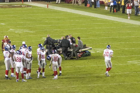 PGFD FedEx Field Paramedics go to work after gruesome injury to ...   Sports Facility Management.4480209   Scoop.it