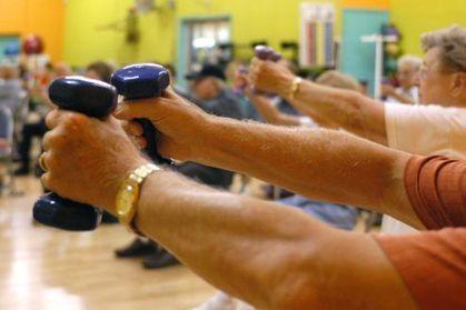 L'exercice physique dope le cerveau à tout âge | Seniors | Scoop.it