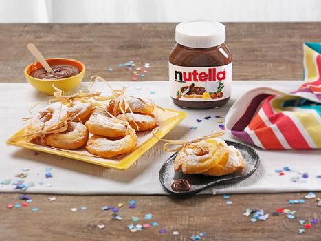 Ricette con Nutella® | Mangiare diverso | Scoop.it
