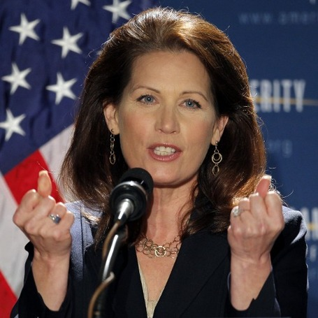 Backing Up Bachmann on Facebook | Kuffar News | Scoop.it