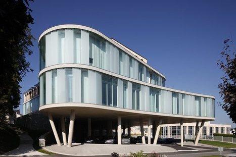 Bibliothèque multimédia, Guéret, 2010 - Brochet Lajus Pueyo agence d'architecture | Bibliothèques en évolution | Scoop.it