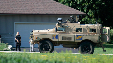 Two rifles stolen from FBI SWAT vehicle in Massachusetts | Criminal Justice in America | Scoop.it