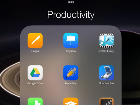 5 iPad apps for the Productive 21st Century Student | iPad Insight | Informática, educación y otras cosas... | Scoop.it