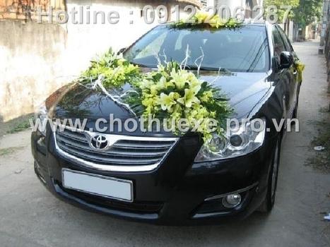 Cho thuê xe cưới Camry | Cho thuê xe cưới tại Hà Nội giá rẻ | Scoop.it