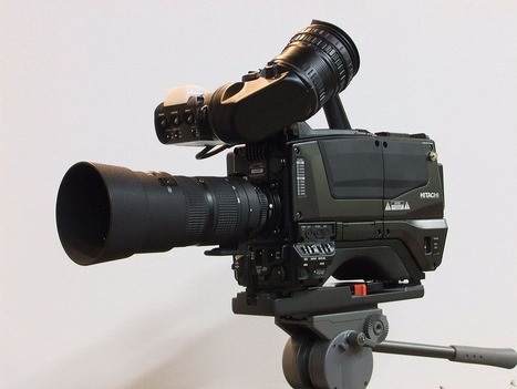 Compact Hitachi Super Hi-Vision camcorder unveiled by NHK   Video Breakthroughs   Scoop.it