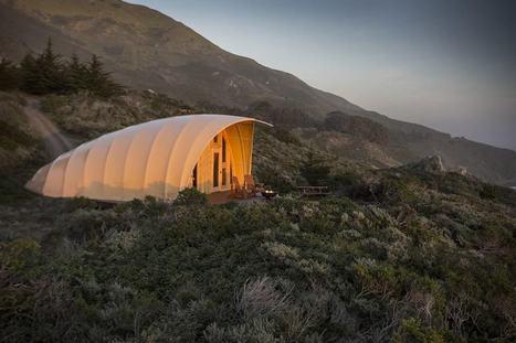 Met deze cocoon tent wil je altijd kamperen - Manify.nl | Play Hard! | Manify | Scoop.it
