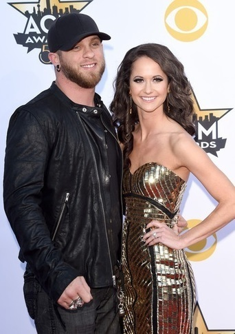 Brantley Gilbert Marries Amber Cochran | Country Music Today | Scoop.it