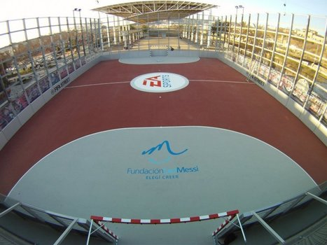 The Leo Messi Foundation and EA Sports Provide Football Facilities in Barcelona | Sport Venue Management | Scoop.it