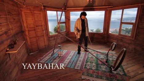 Turkish Musician Shows How to Play the Yaybahar, His Mesmerizing, Newly-Invented Instrument | The Aesthetic Ground | Scoop.it