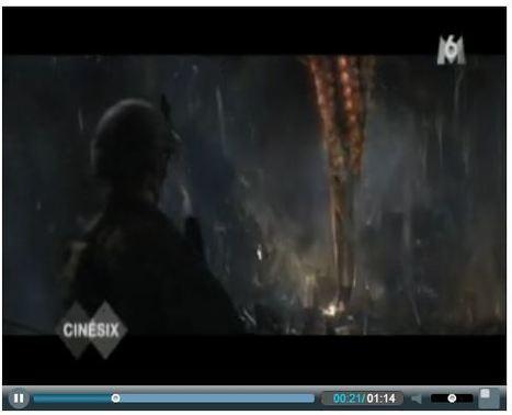 Cinésix - M6   Godzilla - TV & Web Coverage   Scoop.it