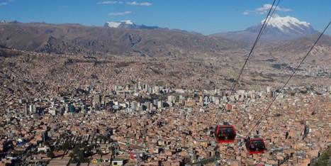 Que de bonnes surprises à La Paz | Chroniques boliviennes | Scoop.it