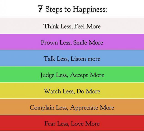 7 Steps of Happiness   Drive With Pride   Scoop.it