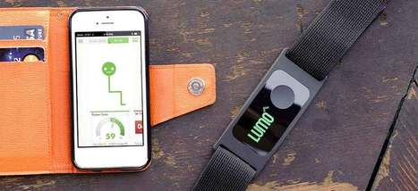 Improve Your Posture Today With The Lumo Back Posture Sensor | Health and wellness | Scoop.it