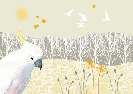Bellablackbird | Jane's Apple | Artist and Crafter Showcase | Scoop.it