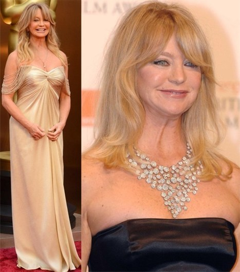 Goldie Hawn Plastic Surgery – Is it a Bad or a Good Decision? | Celebrity Plastic Surgery | Scoop.it