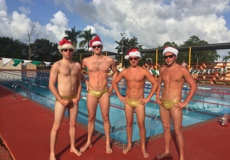 10 Christmas Gifts For Swimmers - Swimming World Magazine | Swimmingly Yours | Scoop.it