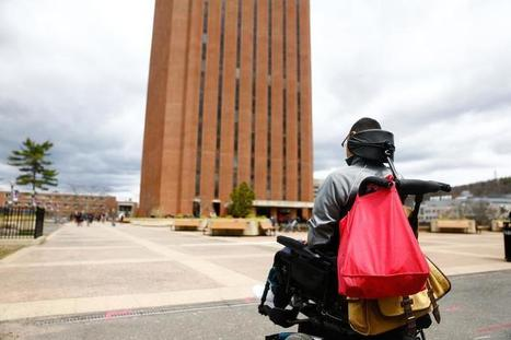 New program at UMass helps students with disabilities transition to campus life | The UMass Amherst Spanish & Portuguese Program Newsletter | Scoop.it