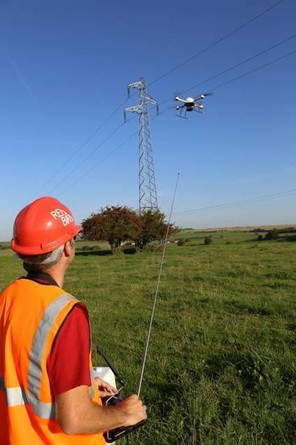 Sécurité: Un nouveau souffle pour les mini-drones | UAVS | Scoop.it
