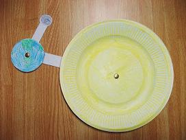 Preschool Crafts for Kids*: Sun, Earth, Moon Model Craft | Sistema Solar | Scoop.it