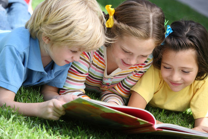 What makes a good book for young kids - School A to Z | Great reads for children | Scoop.it