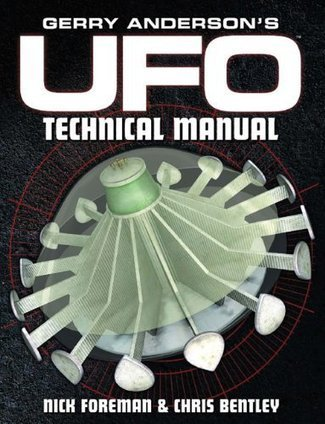 Compare, Discount, Gerry Anderson's UFO: Technical Manual Best ... | S.H.A.D.O | Scoop.it