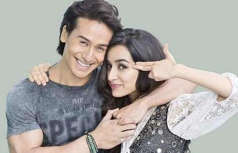 Tiger Shroff and Shraddha Kapoor First Look from Baaghi | Latest Music Updates | Scoop.it