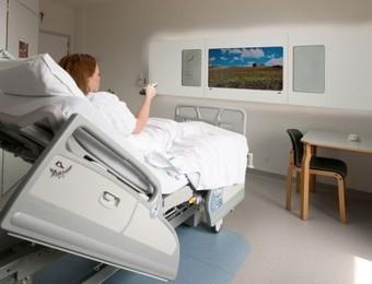 Antwerps ziekenhuis investeert in hightech herstelkamers   ICT show cases   Scoop.it