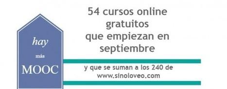 54 nuevos cursos online y gratuitos para iniciar este mes | tecnología redes sociales y dispositivos mobile | Scoop.it
