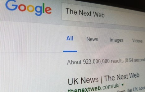 Google's testing a change to the way it shows Search results | Information Technology & Social Media News | Scoop.it